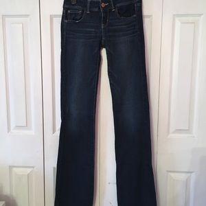 {AMERICAN EAGLE} Slim Boot 4 X-Long Stretch Jeans